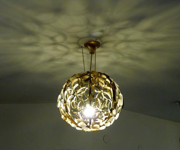 star lampshade