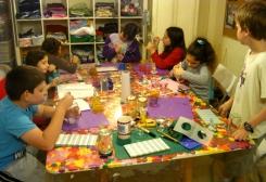 creating at hanouka