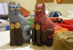 dvora's cats