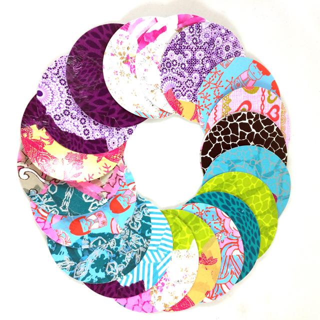 """20 3"""" circles"""