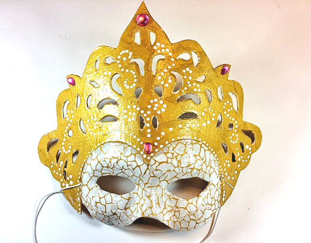 Venetian Carnaval Mask