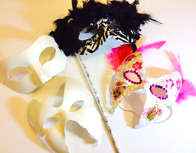 simple masks
